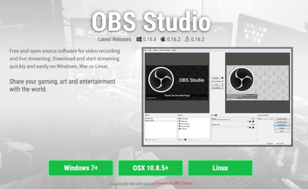 OBS Studioのインストール_01