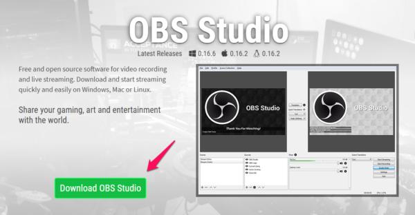 OBS Studioのインストール_00