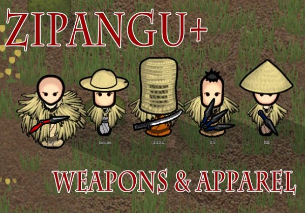 【ZP】Weapons and Apparel