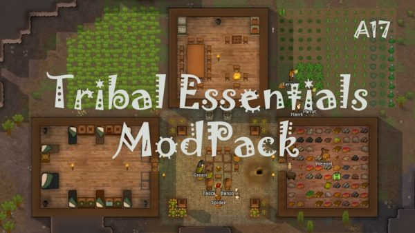 Tribal Essentials Modpack