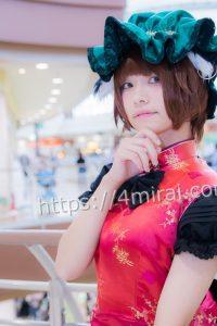 薫陽さん@橙3